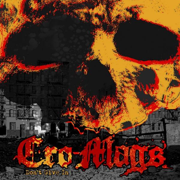 Cro-Mags - Don't Give In (EP) (2019)