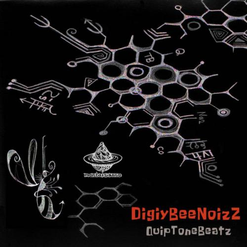 Quip Tone Beatz - Digiy Bee NoizZ (2019)