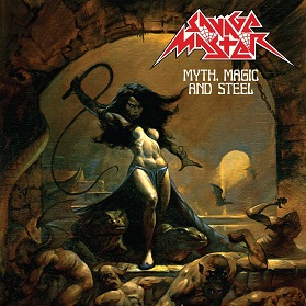 Savage Master - Myth, Magic and Steel (2019)