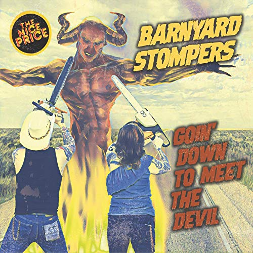 Barnyard Stompers - Goin' Down To Meet The Devil (2019)