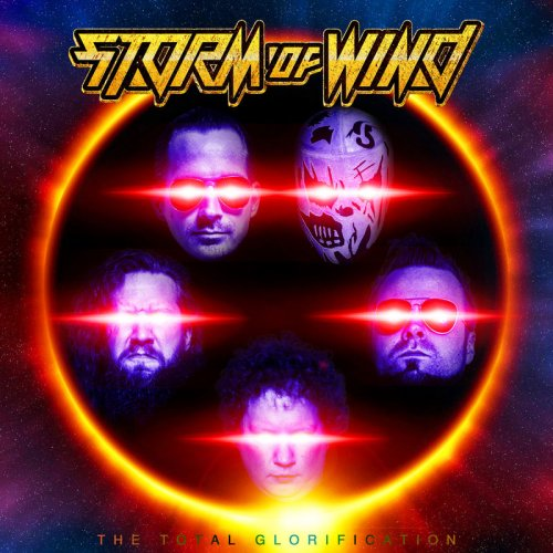 Storm Of Wind - The Total Glorification (2017)
