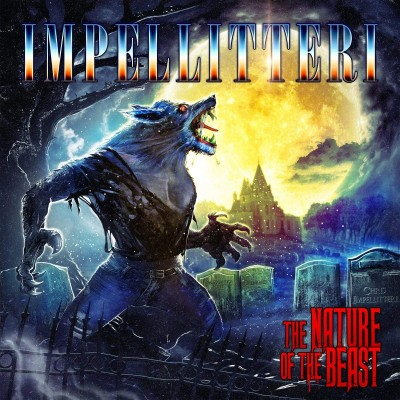 Impellitteri - The Nature Of The Beast (2018)