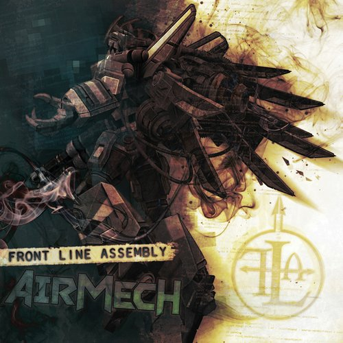 Front Line Assembly - AirMech - 2012