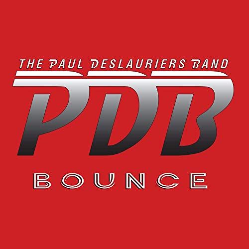 The Paul DesLauriers Band - Bounce (2019)