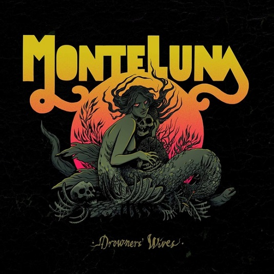 Monte Luna - Drowners' Wives (2019)
