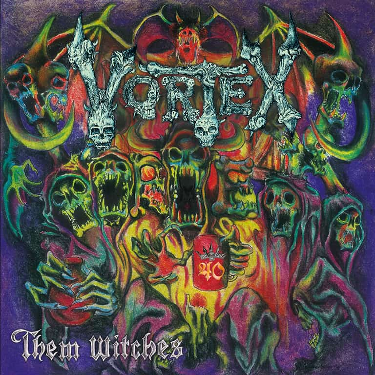 Vortex - Them Witches (2019)