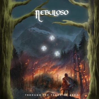 Nebuloso - Through The Years Of Arda (2019)