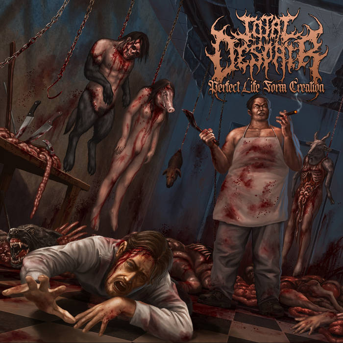 Total Despair - Perfect Life Form Creation (2019)