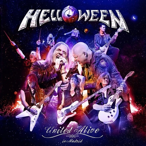 Helloween - United Alive (2019)