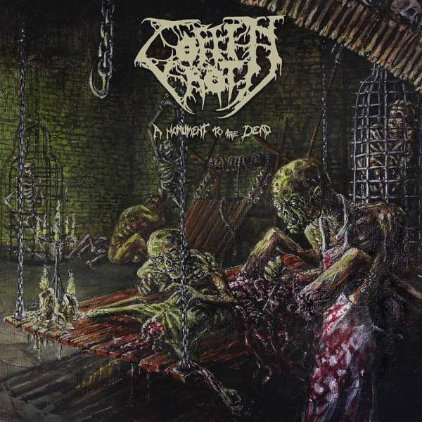 Coffin Rot - A Monument to the Dead (2019)