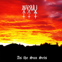 Warskull - As The Sun Sets (2019)