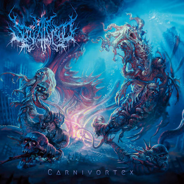 Splattered - Carnivortex (2019)