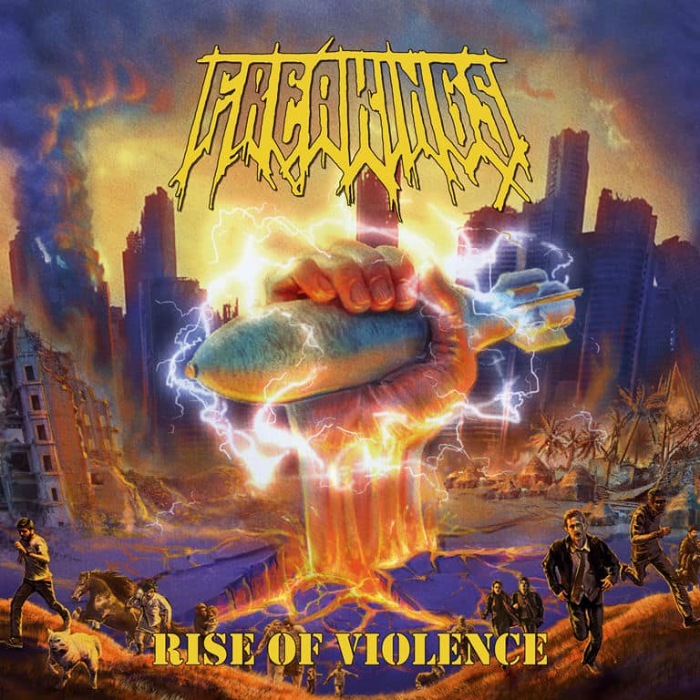 FreaKings - Rise of Violence (2019)