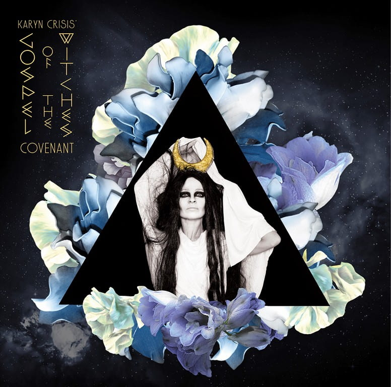 Karyn Crisis' Gospel of the Witches - Covenant (2019)