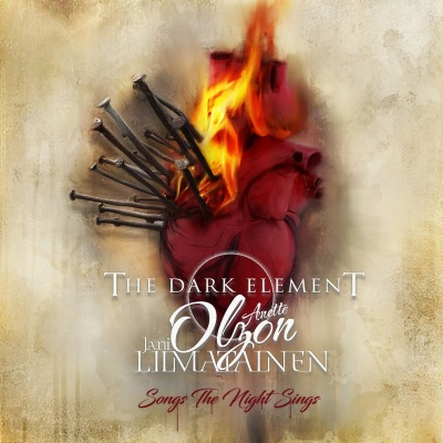 The Dark Element - Songs the Night Sings (Single) (2019)