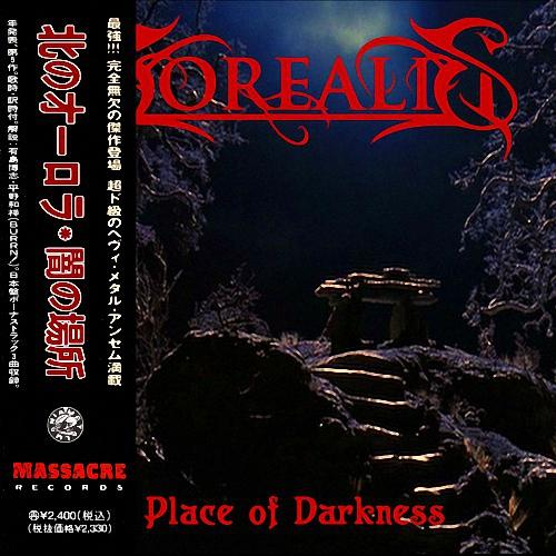 Borealis - Place of Darkness (2019)