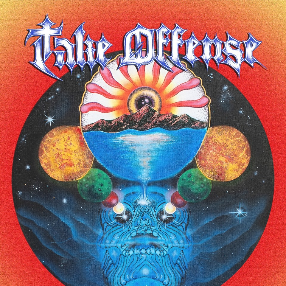 Take Offense - Keep An Eye Out (2019)