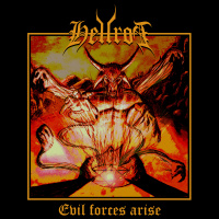 Hellrot - Evil Forces Arise [ep] (2019)