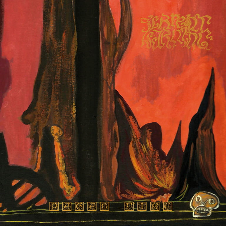 Serpent Warning - Pagan Fire (2019)