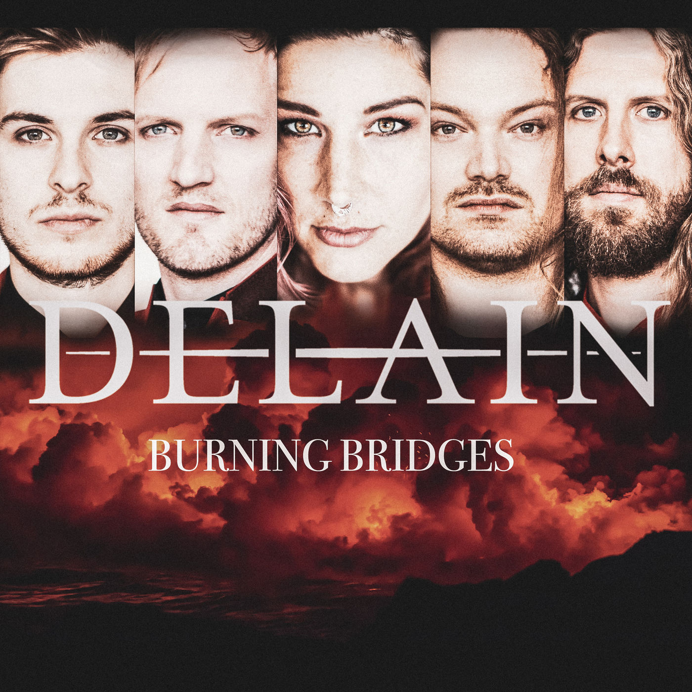 Delain - Burning Bridges (Single) (2019)