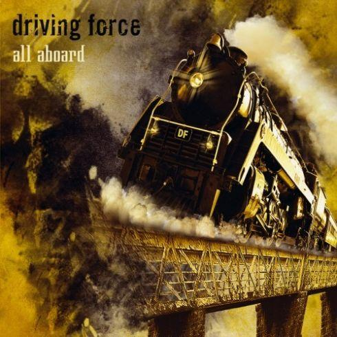 Driving Force - All Aboard (2019)