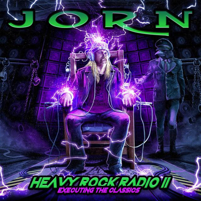 Jorn - Heavy Rock Radio II - Executing the Classics (2020)