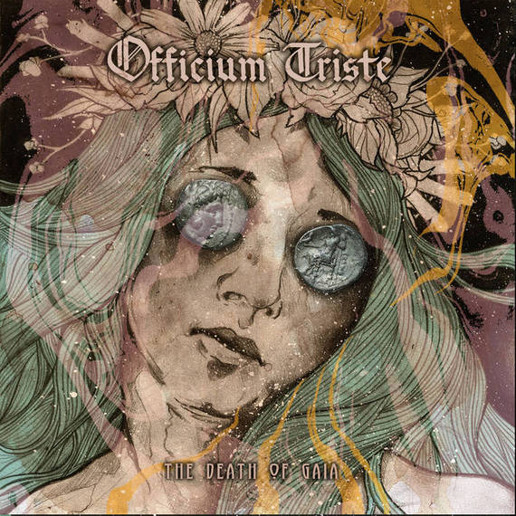 Officium Triste - The Death of Gaia (2019)