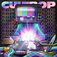 Robots With Rayguns - Cultpop (2019)