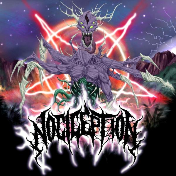 Nociception - Demoralizer (2019)