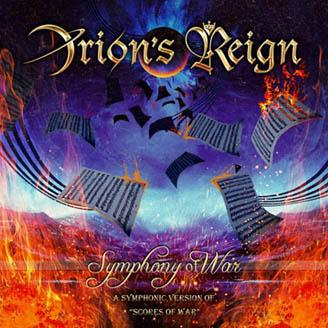 Orion's Reign - Symphony of War (EP) (2019)