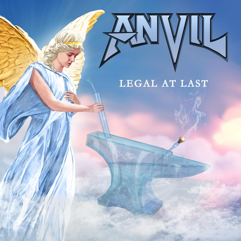 Anvil - Legal at Last (2020)
