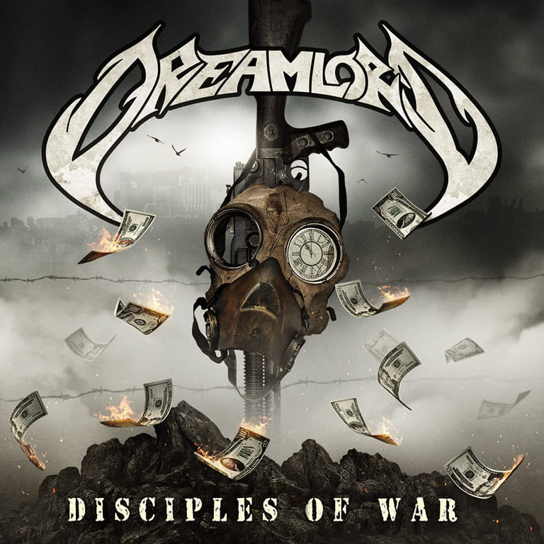 Dreamlord - Disciples of War (2019)