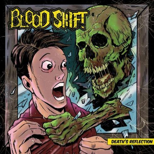 Blood Shift - Death's Reflection (2019)
