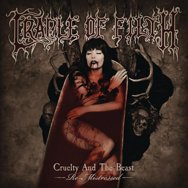 Cradle of Filth - Cruelty and the Beast (2019)