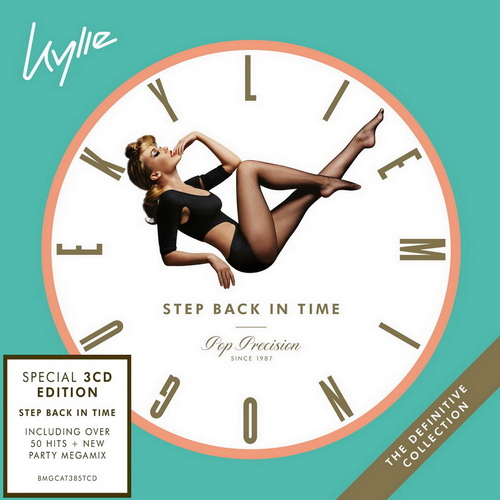 Kylie Minogue - Step Back In Time: The Definitive Collection (2019)
