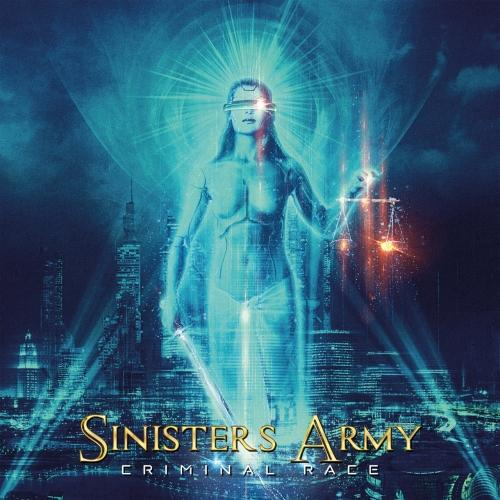 Sinisters Army - Criminal Race (2019)