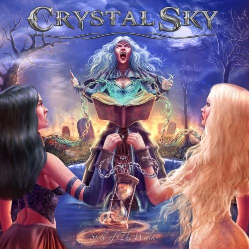 Crystal Sky - Spell of the Witch (2019)