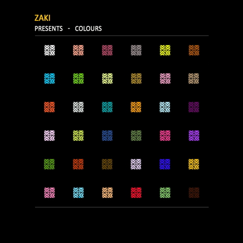 Zaki - Colours (2019)