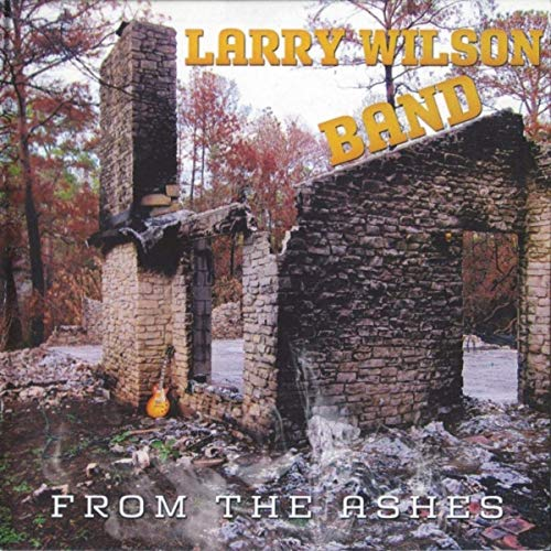 Larry Wilson Band - From The Ashes (2019)