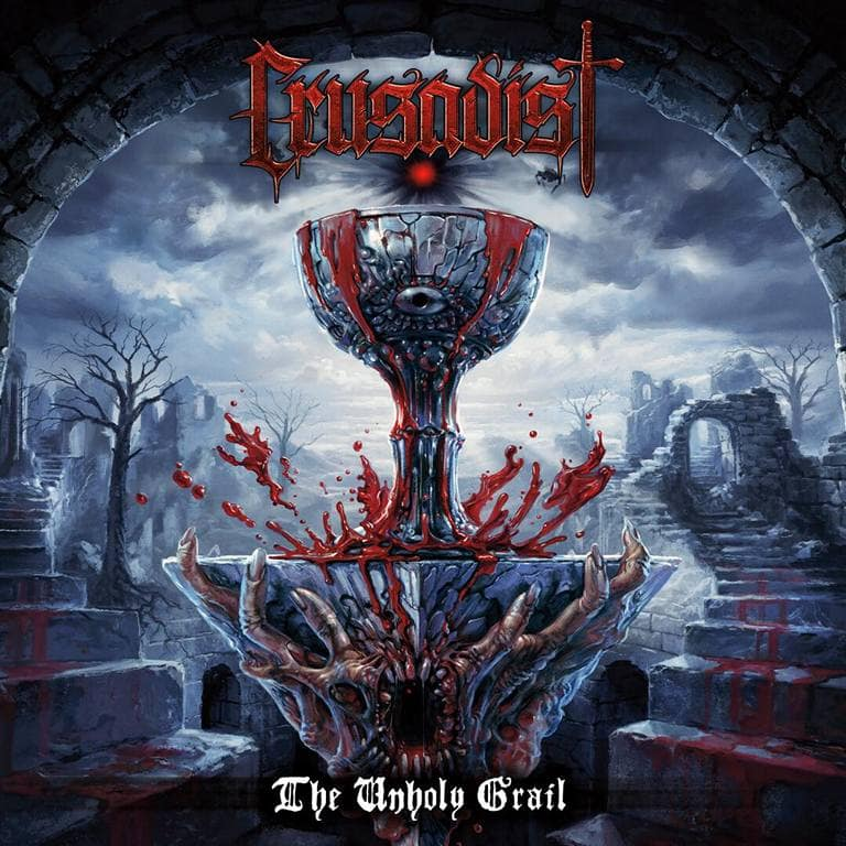 Crusadist - The Unholy Grail (2019)