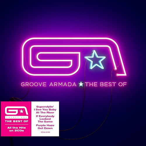 Groove Armada - The Best Of (2019)