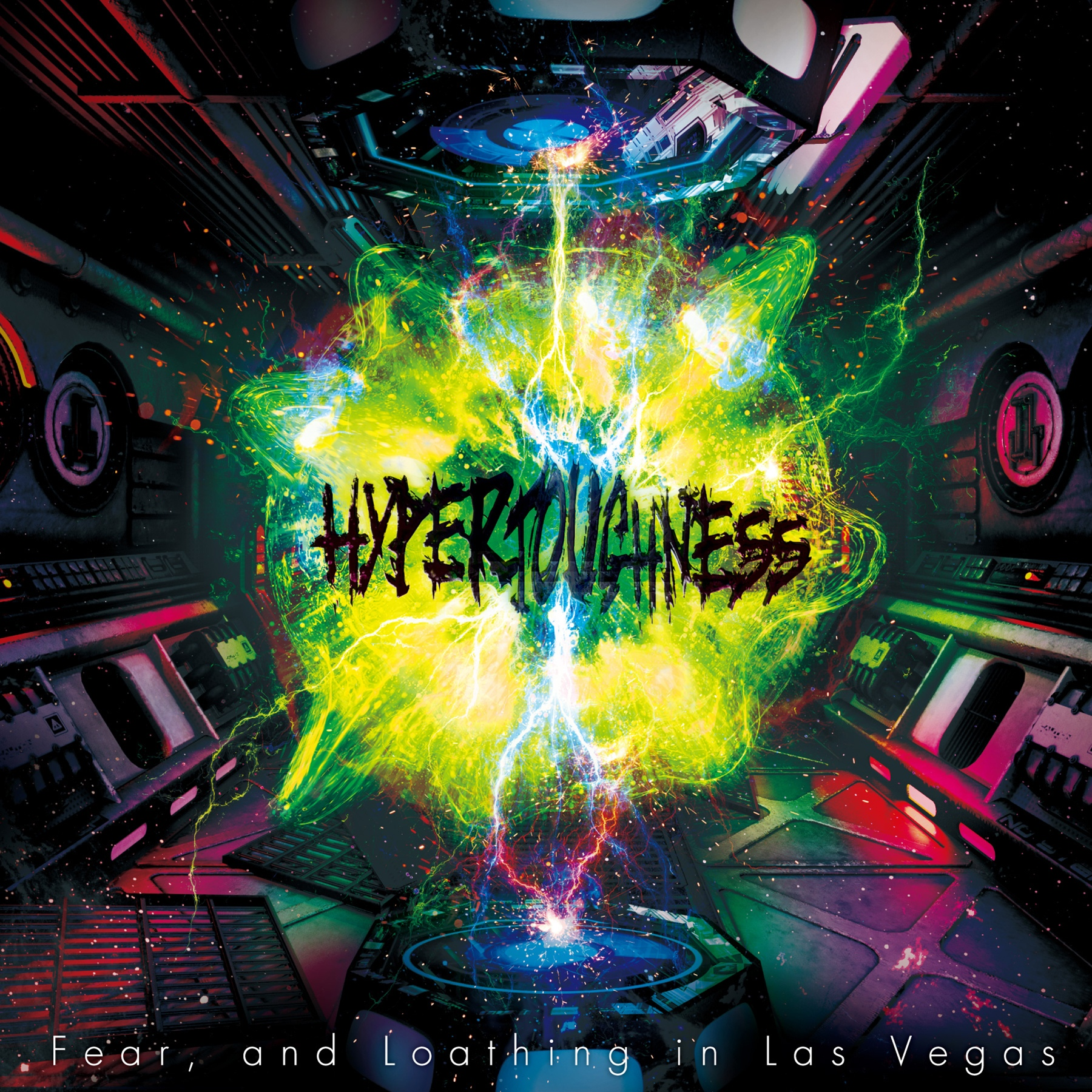 Fear, and Loathing in Las Vegas - HYPERTOUGHNESS (2019)