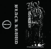 Black Kruud - A Labyrinth Of Fallen Towers (2019)