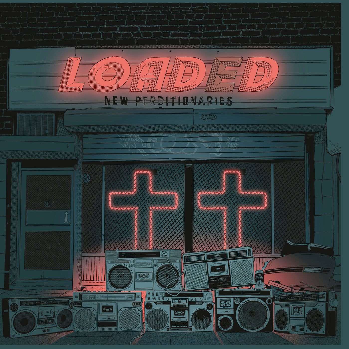 Loaded - New Perditionaries (2019)