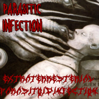 Parasitic Infection - Extraterrestrial Parasitoid Infection (2019)