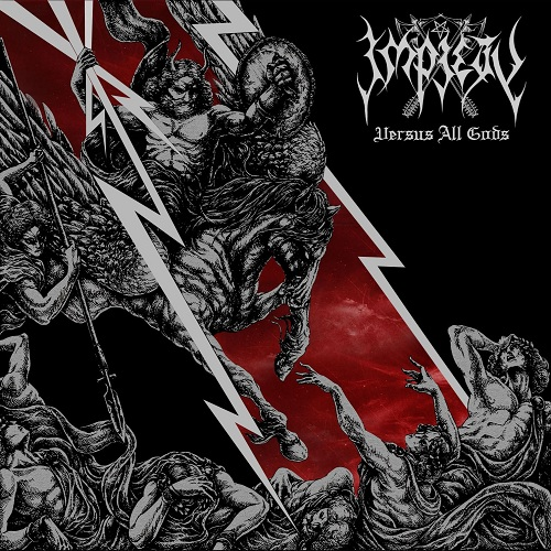 Impiety - Versus All Gods (2019)