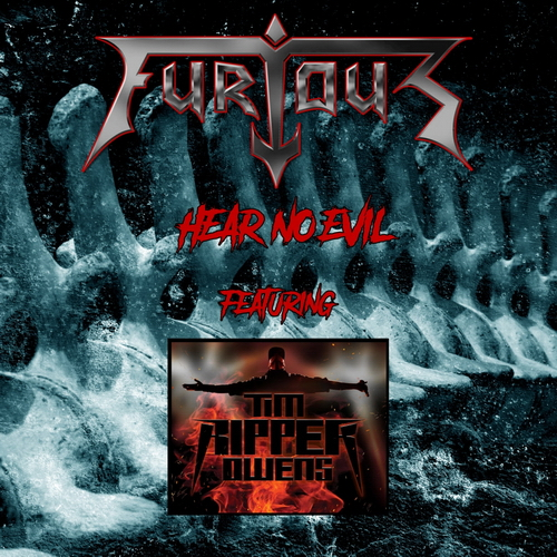 Furious - Hear No Evil (Single) (2019)
