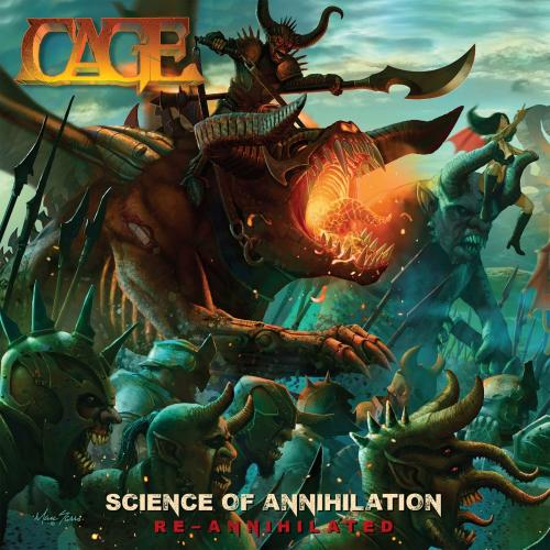 Cage - Science of Annihilation - Reannihilated (2019)