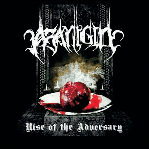 Azanigin - Rise of the Adversary (2019)