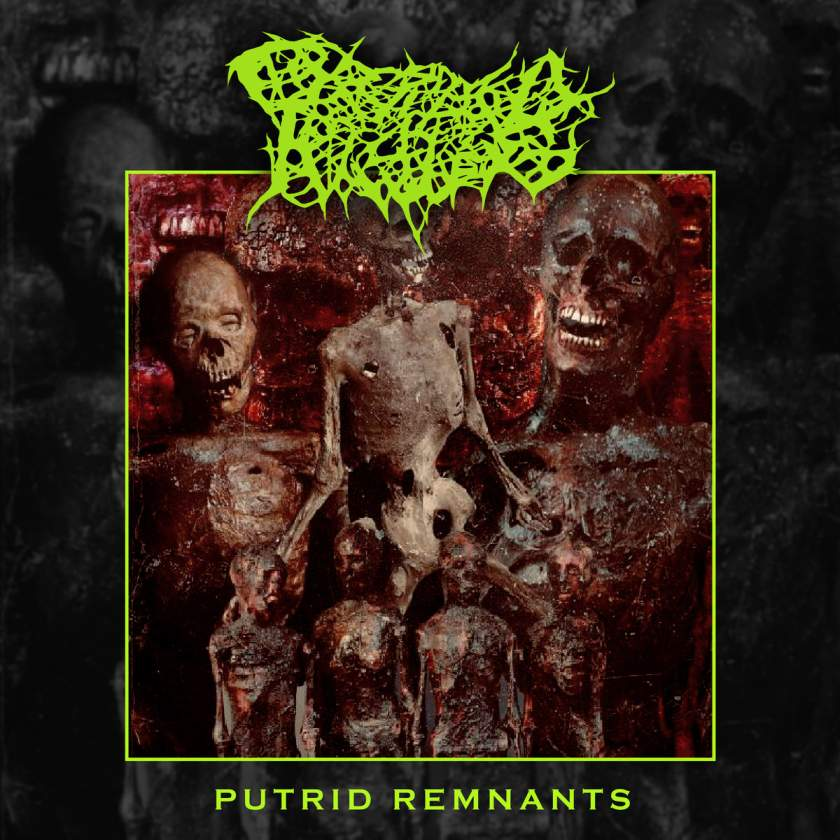 Cryptic Rising - Putrid Remnants (2020)